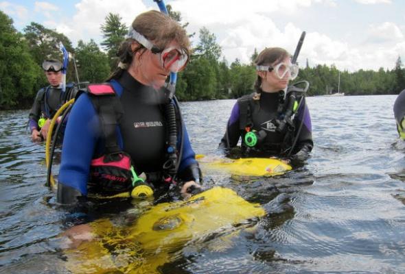 Подводный спорт - Фото №3