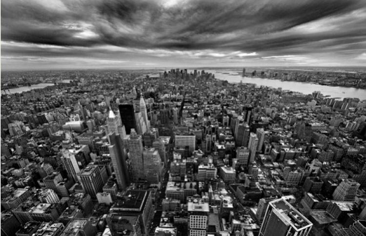 Галерея Yellow Korner покажет серию урбанистических фотографий