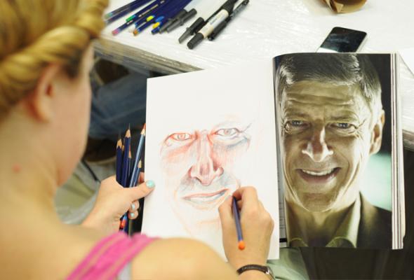 Внеклассное рисование - Фото №2