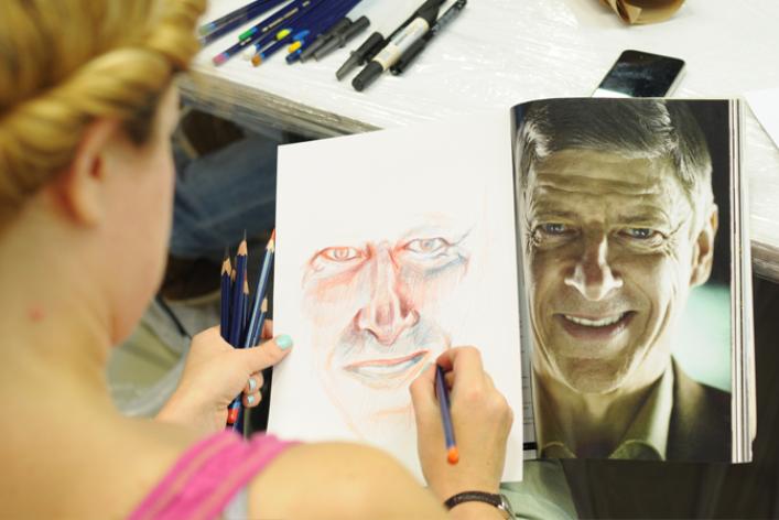 Внеклассное рисование