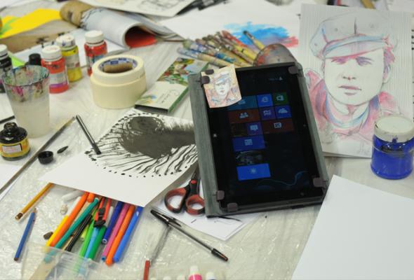 Внеклассное рисование - Фото №3