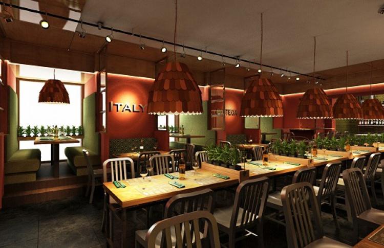 Ресторанная группа ''Italy'' открывает винный бар влучших традициях жанра