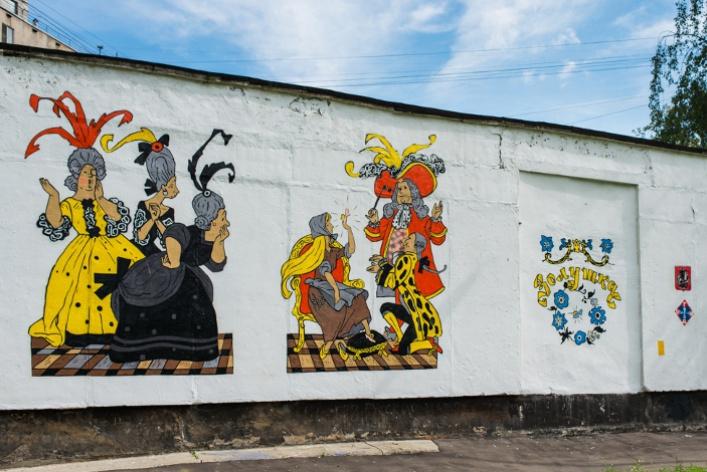 Сказочная Москва: фотогалерея