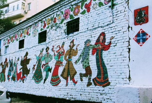Сказочная Москва: фотогалерея - Фото №5