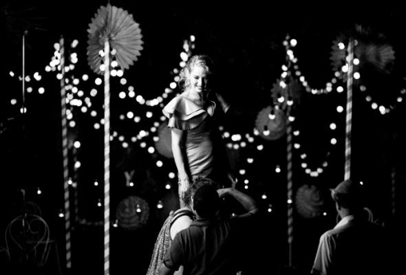 Ума Турман стала звездой нового Календаря Campari - Фото №2