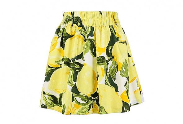 Где найти юбку-солнце - Фото №1