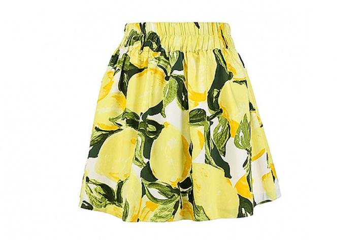 Где найти юбку-солнце