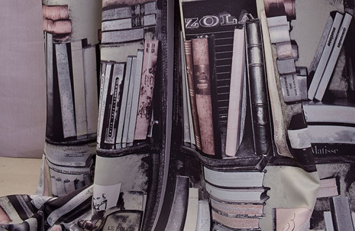 Светонипроницаемые шторы отLinder