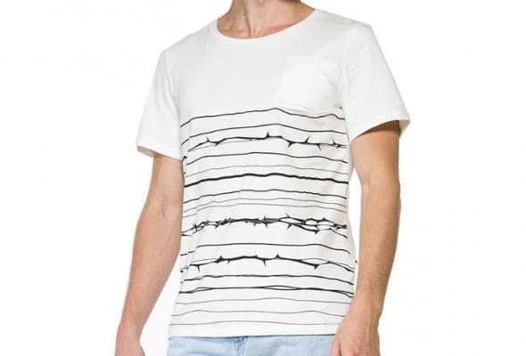 40мужских футболок - Фото №37