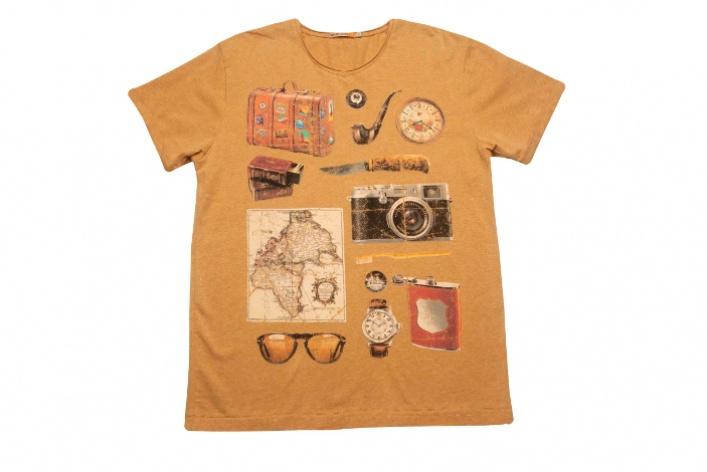 40мужских футболок
