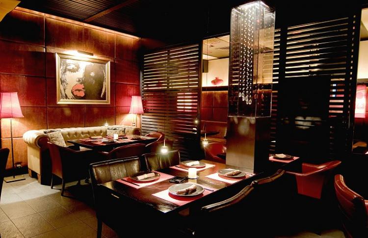 Кальянный вечер в стиле Hakkasan