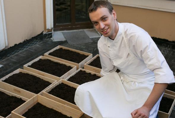 Говяжья вырезка скартофелем, грибами ивареньем изшишек - Фото №30