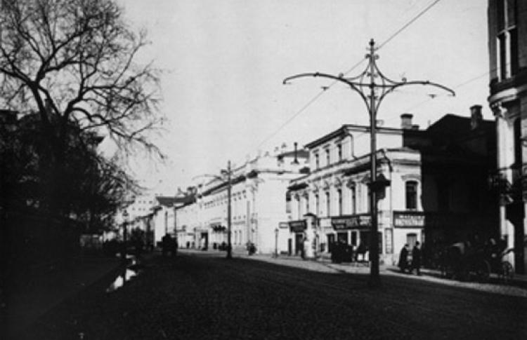 Московские дороги Серебряного века — 1