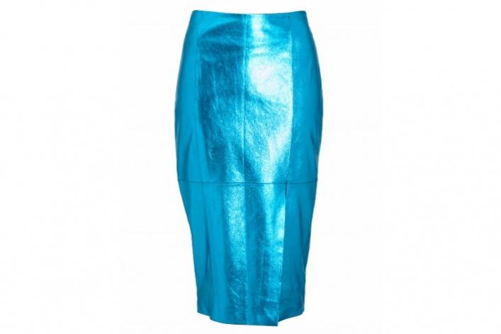 Тренд: летняя одежда изкожи