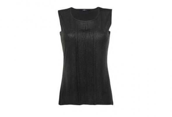 Тренд: летняя одежда изкожи - Фото №15