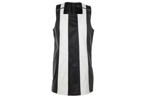 Тренд: летняя одежда изкожи - Фото №19