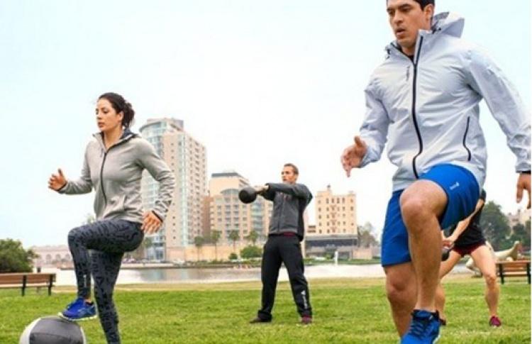 Фитнес-конвенция Reebok Fitness Park