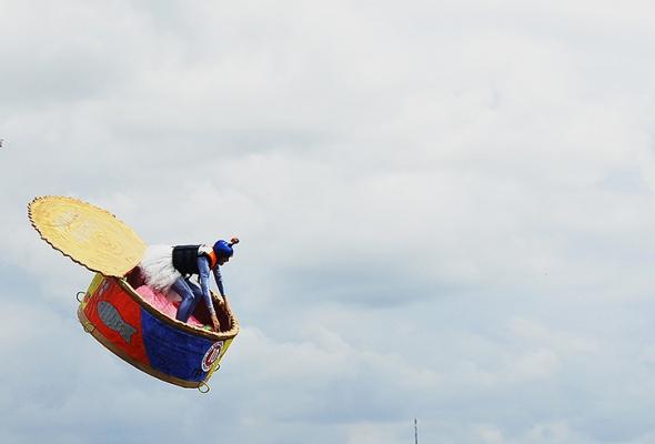 Неопознанные летающие объекты - Фото №29