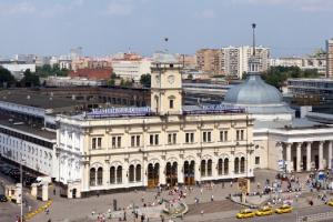 Ленинградский вокзал открылся после реконструкции