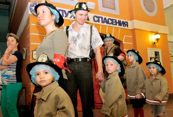 Кидбург изнутри— впервые вгород вошли корреспонденты старше 15лет - Фото №2