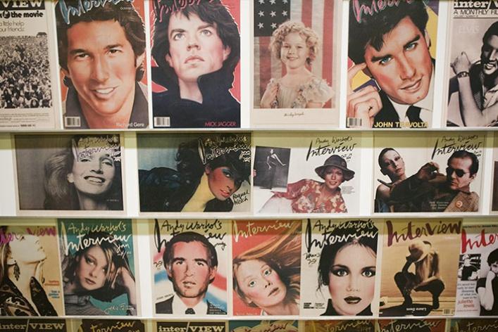 Энди Уорхол: 5историй изжизни короля поп-арта