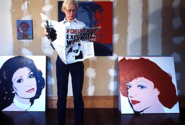 Энди Уорхол: 5историй изжизни короля поп-арта - Фото №4