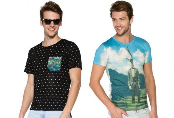 40мужских футболок - Фото №0