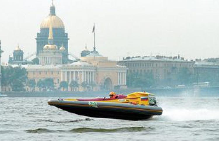 """Международная гонка """"24 часа Санкт-Петербурга"""""""