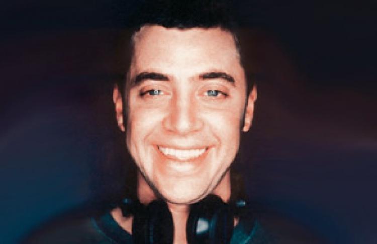 DJ Luke Neville (Великобритания)