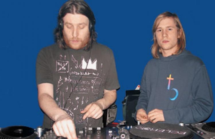 2DJs Night: DJs Gucci Soundsystem (Великобритания), Фиш, Краснов