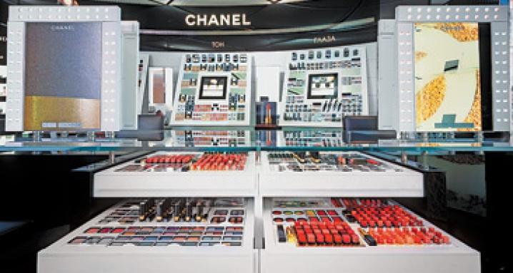 Makeup Studio Chanel