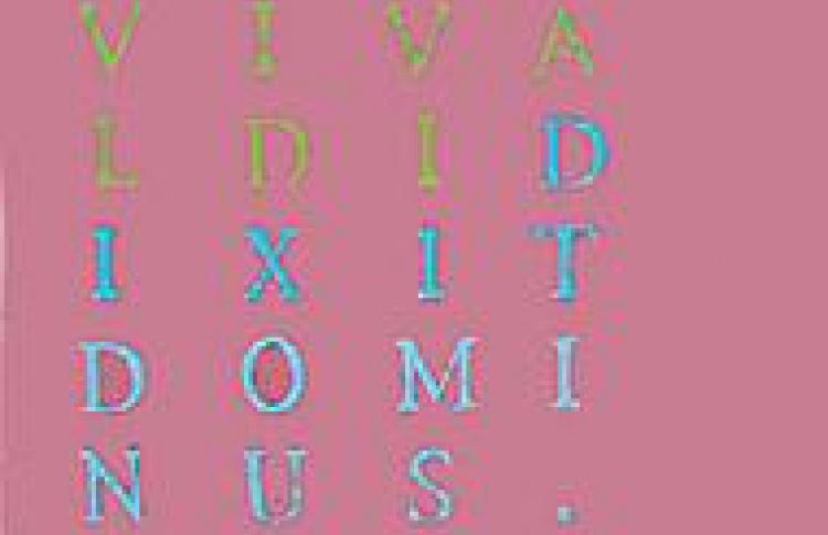 Вивальди Dixit Dominus