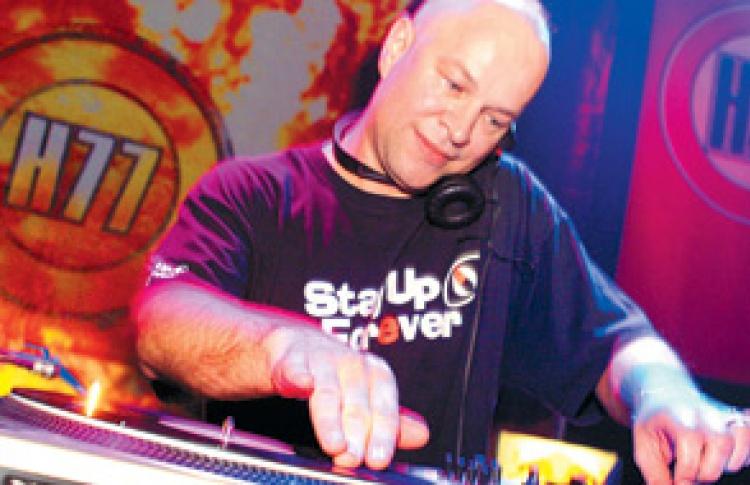 DJ Chris Liberator (Великобритания)