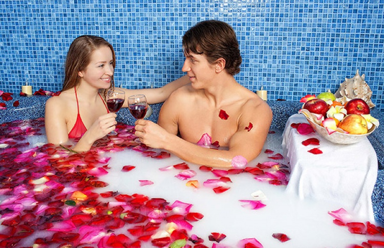 Акция для романтиков