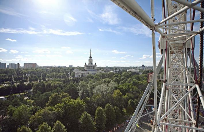 Главные общественные пространства Москвы