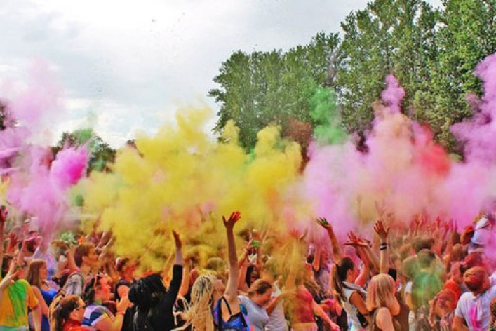 Holi Open-air Party