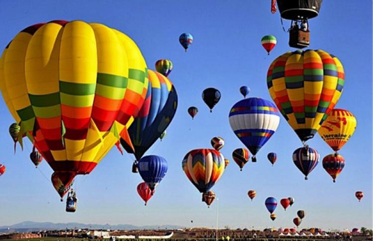 Фестиваль воздухоплавания Igora Sky Fest 2013