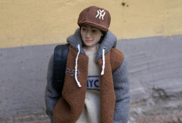 Жители Петербурга - Фото №1