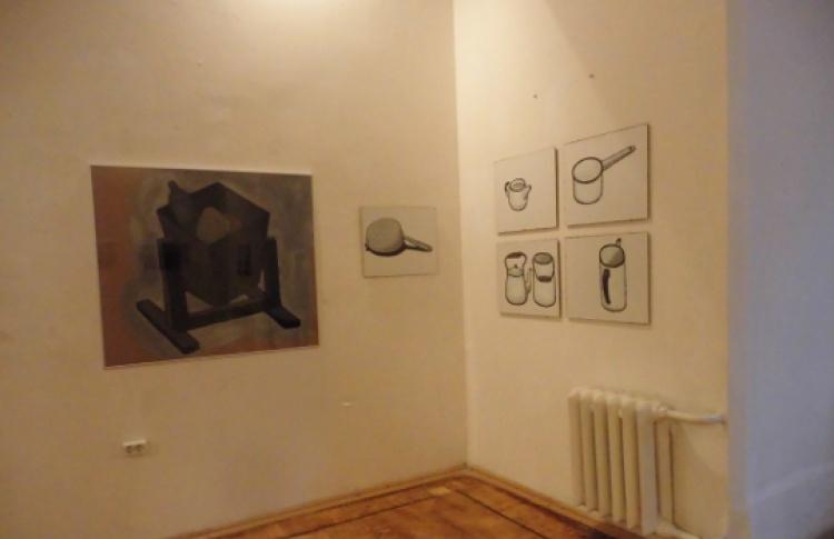 Аня Желудь: «Рисунки»