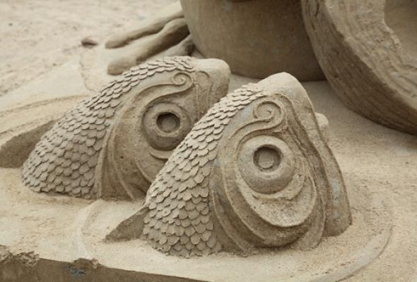XII Международный фестиваль песчаных скульптур - Фото №4