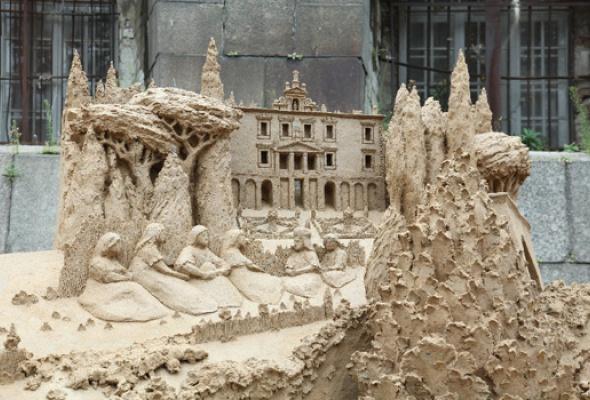 XII Международный фестиваль песчаных скульптур - Фото №8