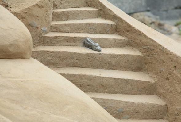 XII Международный фестиваль песчаных скульптур - Фото №5