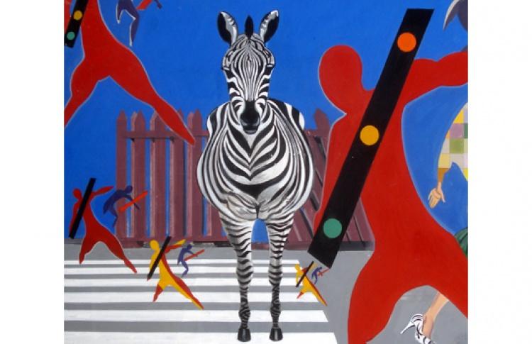 Перекресток-2: в поисках зебры