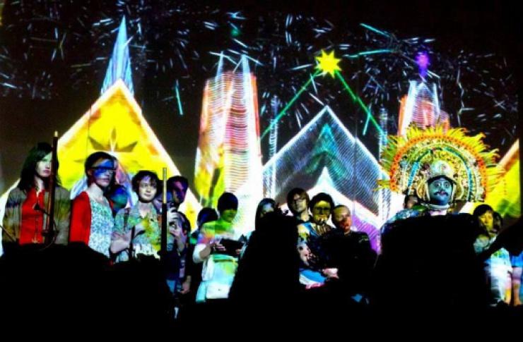 Фестиваль нового ритуального искусства «Мистеограф»
