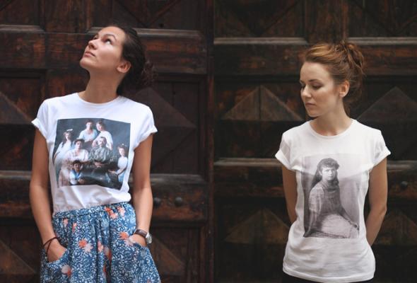 Новая коллекция футболок сдизайнерскими принтами в«яМайке» - Фото №0