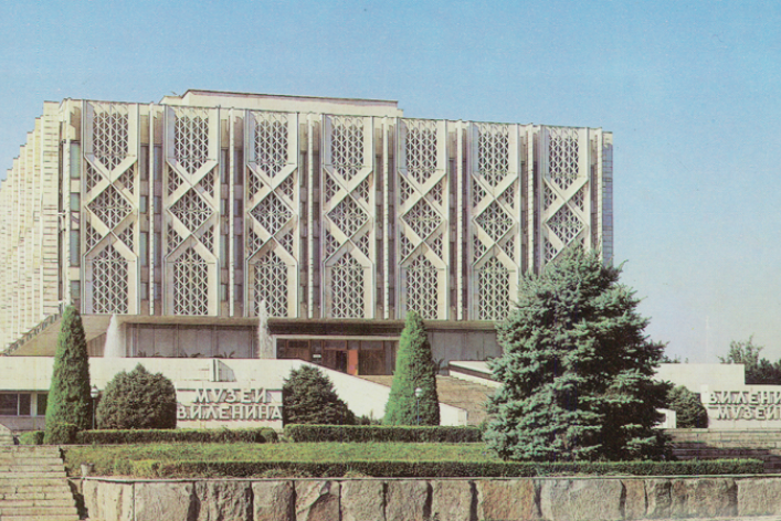 Президентская библиотека цифрует ретро-открытки