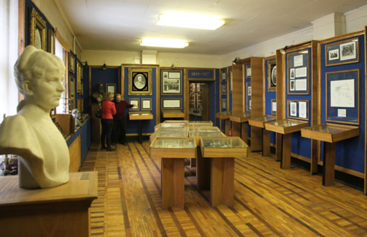 Музей истории Научно-исследовательского института экспериментальной медицины