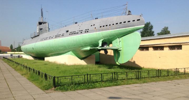 Подводная лодка Д-2