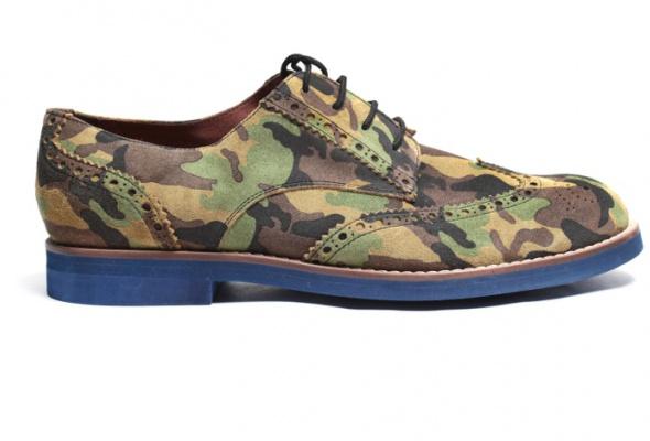 12пар мужских ботинок нараннюю осень - Фото №0