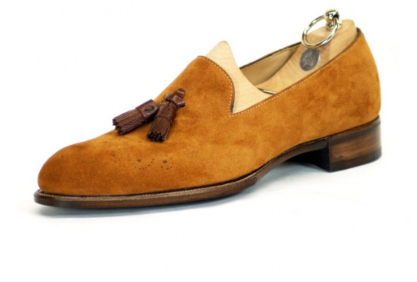12пар мужских ботинок нараннюю осень - Фото №1